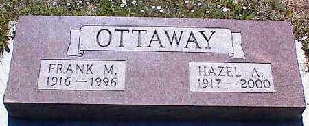 OTTAWAY, HAZEL A. - La Plata County, Colorado | HAZEL A. OTTAWAY - Colorado Gravestone Photos