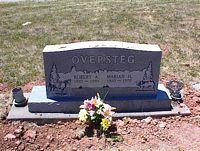 OVERSTEG, MARION H. - La Plata County, Colorado | MARION H. OVERSTEG - Colorado Gravestone Photos