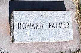 PALMER, HOWARD - La Plata County, Colorado | HOWARD PALMER - Colorado Gravestone Photos