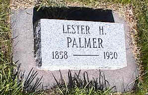 PALMER, LESTER H. - La Plata County, Colorado | LESTER H. PALMER - Colorado Gravestone Photos