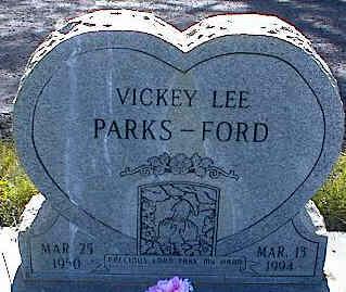 PARKS-FORD, VICKEY LEE - La Plata County, Colorado | VICKEY LEE PARKS-FORD - Colorado Gravestone Photos