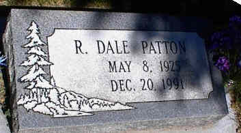 PATTON, R. DALE - La Plata County, Colorado | R. DALE PATTON - Colorado Gravestone Photos