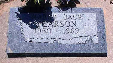 PEARSON, HARRY - La Plata County, Colorado | HARRY PEARSON - Colorado Gravestone Photos