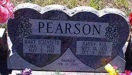 PEARSON, HARRY NEIL - La Plata County, Colorado | HARRY NEIL PEARSON - Colorado Gravestone Photos
