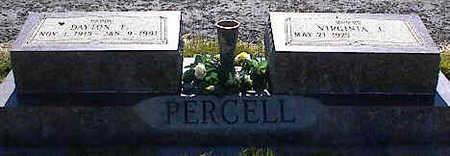 PERCELL, DAYTON E. - La Plata County, Colorado | DAYTON E. PERCELL - Colorado Gravestone Photos