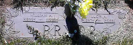 PRYOR, LUCY A. - La Plata County, Colorado | LUCY A. PRYOR - Colorado Gravestone Photos