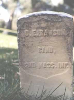 RAWSON, C. E. - La Plata County, Colorado | C. E. RAWSON - Colorado Gravestone Photos