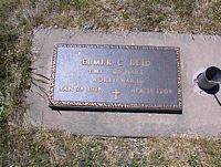 REID, ELMER C. - La Plata County, Colorado   ELMER C. REID - Colorado Gravestone Photos