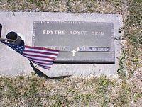 REID, EDYTHE BOYCE - La Plata County, Colorado   EDYTHE BOYCE REID - Colorado Gravestone Photos