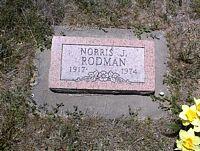 RODMAN, NORRIS J. - La Plata County, Colorado | NORRIS J. RODMAN - Colorado Gravestone Photos