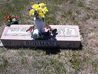 RODMAN, RAYMOND (JACK) - La Plata County, Colorado | RAYMOND (JACK) RODMAN - Colorado Gravestone Photos