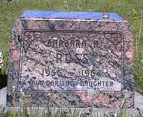 ROSS, BARBARA A. - La Plata County, Colorado | BARBARA A. ROSS - Colorado Gravestone Photos