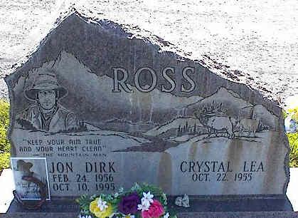 ROSS, JON DIRK - La Plata County, Colorado | JON DIRK ROSS - Colorado Gravestone Photos