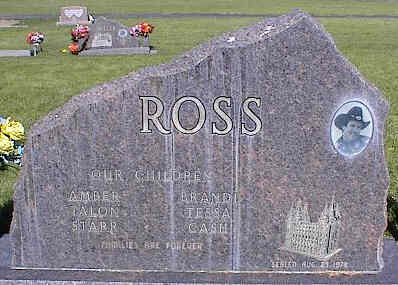 ROSS, JON DIRK - La Plata County, Colorado | JON DIRK ROSS - Colorado Gravestone Photos
