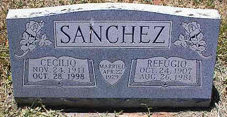 SANCHEZ, CECILIO - La Plata County, Colorado | CECILIO SANCHEZ - Colorado Gravestone Photos