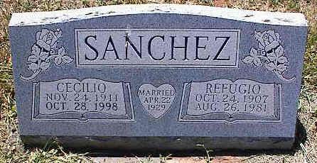 SANCHEZ, CECILIO - La Plata County, Colorado | CECILIO SANCHEZ - Colorado Gravestone Photos
