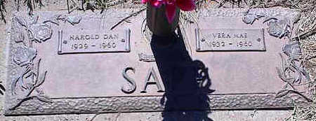 SAPP, VERA MAE - La Plata County, Colorado | VERA MAE SAPP - Colorado Gravestone Photos