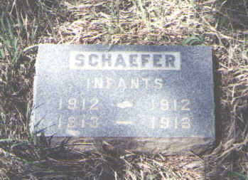 SCHAEFER, INFANTS - La Plata County, Colorado | INFANTS SCHAEFER - Colorado Gravestone Photos