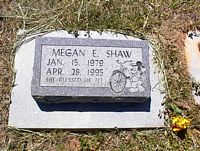 SHAW, MEGAN E. - La Plata County, Colorado | MEGAN E. SHAW - Colorado Gravestone Photos