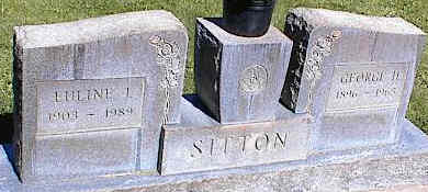 SITTON, GEORGE H. - La Plata County, Colorado | GEORGE H. SITTON - Colorado Gravestone Photos