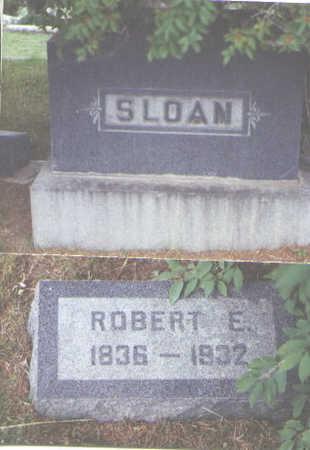 SLOAN, ROBERT E. - La Plata County, Colorado | ROBERT E. SLOAN - Colorado Gravestone Photos