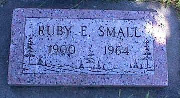 SMALL, RUBY E. - La Plata County, Colorado | RUBY E. SMALL - Colorado Gravestone Photos