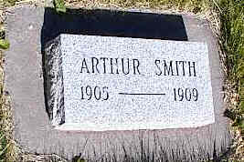 SMITH, ARTHUR - La Plata County, Colorado | ARTHUR SMITH - Colorado Gravestone Photos