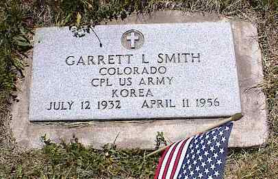 SMITH, GARRETT L. - La Plata County, Colorado | GARRETT L. SMITH - Colorado Gravestone Photos