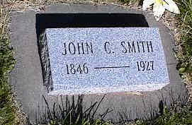 SMITH, JOHN C. - La Plata County, Colorado | JOHN C. SMITH - Colorado Gravestone Photos