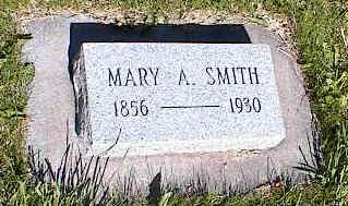 SMITH, MARY A. - La Plata County, Colorado | MARY A. SMITH - Colorado Gravestone Photos