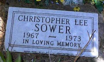 SOWER, CHRISTOPHER LEE - La Plata County, Colorado | CHRISTOPHER LEE SOWER - Colorado Gravestone Photos