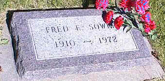SOWER, FRED F. - La Plata County, Colorado | FRED F. SOWER - Colorado Gravestone Photos