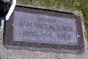 SOWER, MARGARET E. - La Plata County, Colorado | MARGARET E. SOWER - Colorado Gravestone Photos
