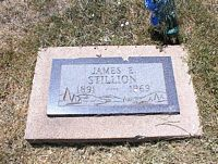 STILLION, JAMES E. - La Plata County, Colorado | JAMES E. STILLION - Colorado Gravestone Photos