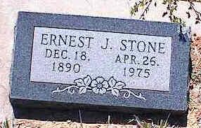 STONE, ERNEST J. - La Plata County, Colorado | ERNEST J. STONE - Colorado Gravestone Photos