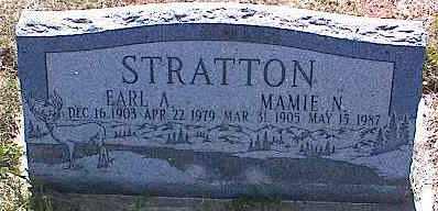 STRATTON, MAMIE N. - La Plata County, Colorado | MAMIE N. STRATTON - Colorado Gravestone Photos