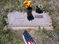 STUTZER, JOHN H. - La Plata County, Colorado | JOHN H. STUTZER - Colorado Gravestone Photos