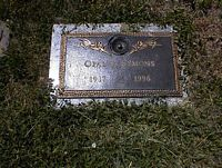 SYMONS, OPAL R. - La Plata County, Colorado | OPAL R. SYMONS - Colorado Gravestone Photos