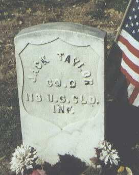 TAYLOR, JOHN 'JACK' - La Plata County, Colorado | JOHN 'JACK' TAYLOR - Colorado Gravestone Photos