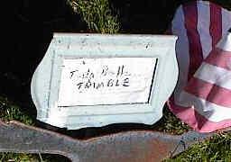 TRIMBLE, TWILA BELLE - La Plata County, Colorado   TWILA BELLE TRIMBLE - Colorado Gravestone Photos