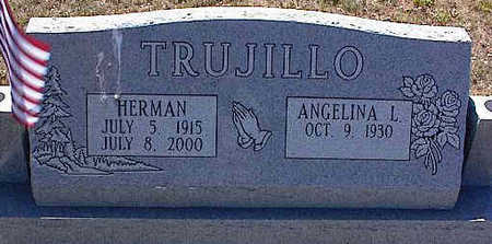 TRUJILLO, ANGELINA L. - La Plata County, Colorado | ANGELINA L. TRUJILLO - Colorado Gravestone Photos
