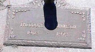 TUNNESON, THEODORE R. - La Plata County, Colorado   THEODORE R. TUNNESON - Colorado Gravestone Photos