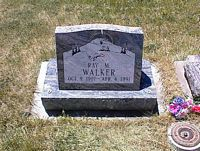 WALKER, RAY M. - La Plata County, Colorado | RAY M. WALKER - Colorado Gravestone Photos