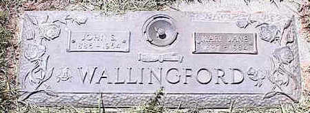 WALLINGFORD, MARY JANE - La Plata County, Colorado | MARY JANE WALLINGFORD - Colorado Gravestone Photos