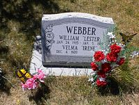 "WEBBER, WILLIAM ""LESTER"" - La Plata County, Colorado 