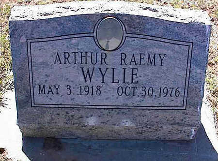 WYLEY, ARTHUR RAEMY - La Plata County, Colorado | ARTHUR RAEMY WYLEY - Colorado Gravestone Photos