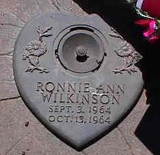 WILKINSON, RONNIE ANN - La Plata County, Colorado | RONNIE ANN WILKINSON - Colorado Gravestone Photos