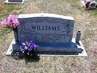 WILLIAMS, DEAN W. - La Plata County, Colorado | DEAN W. WILLIAMS - Colorado Gravestone Photos