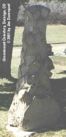 YARNELL, JOHN A. - La Plata County, Colorado | JOHN A. YARNELL - Colorado Gravestone Photos
