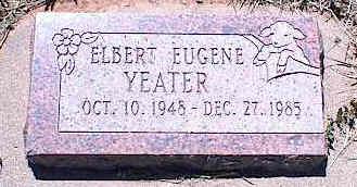 YEATER, ELBERT EUGENE - La Plata County, Colorado | ELBERT EUGENE YEATER - Colorado Gravestone Photos